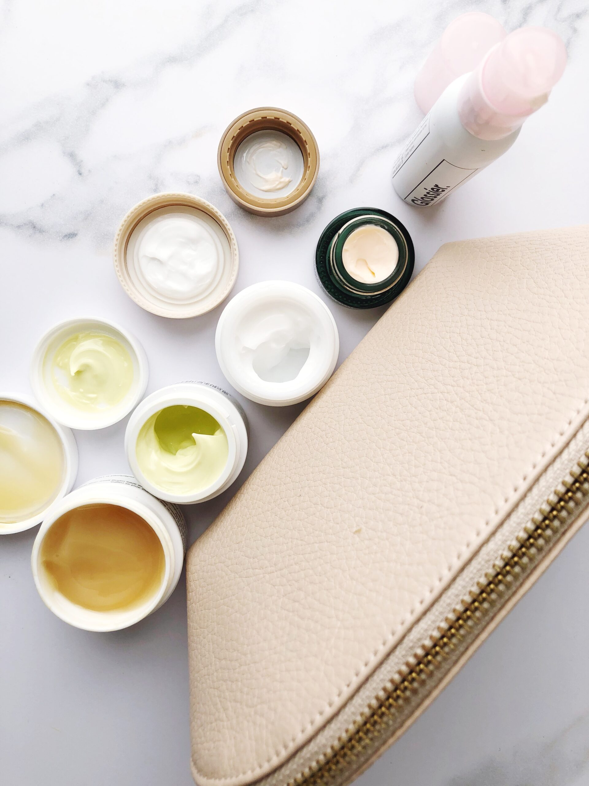 Eye Creams that hydrate, brighten and minimize fine lines