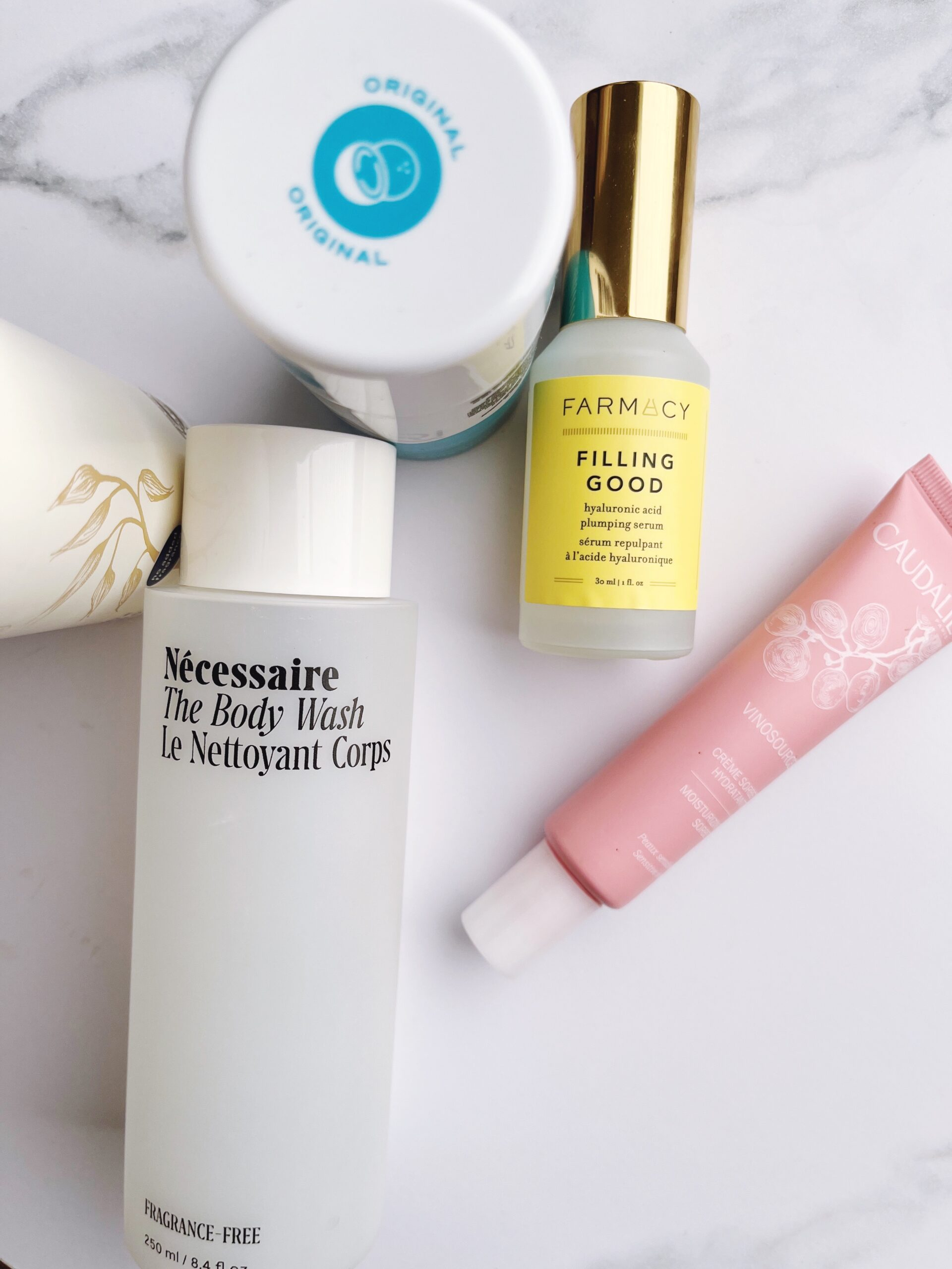 2021 recent skincare beauty product empties